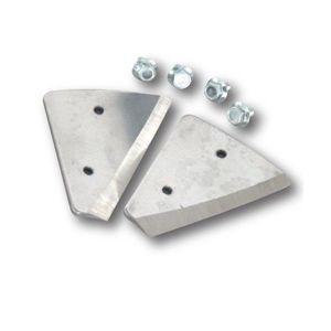 Cutite pentru Freza Curved Ice Auger Blades 8*200MM Trakko imagine