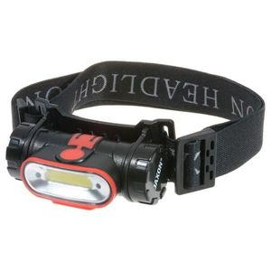 Lanterna cap sensor cu acumulator, 300 lumeni Jaxon imagine