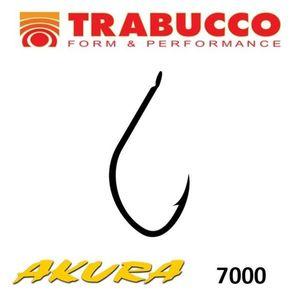 Carlige Trabucco Akura 7000, 15 buc (Marime Carlige: Nr. 2) imagine