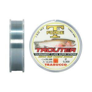 Fir S Force Spin-River Trouter 150m Trabucco (Diametru fir: 0.25 mm) imagine