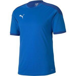 Puma TEAM FINAL 21 TRAINING JERSEY albastru XL - Tricou de bărbați imagine