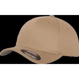 Brandit șapcă Flexfit Wooly Combed, khaki imagine