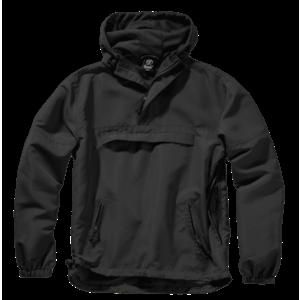 Brandit Summer Windbreaker geacă, neagră imagine