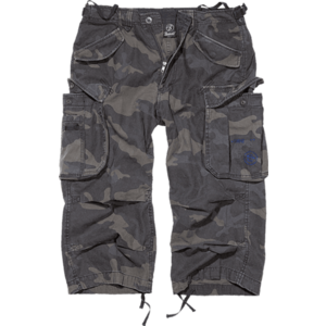 Brandit Vintage Industry pantaloni scurți 3/4, darkcamo imagine