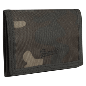 Brandit Wallet Three portofel, darkcamo imagine