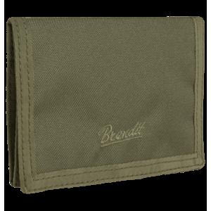 Brandit Wallet Three portofel, olive imagine