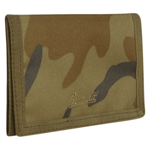 Brandit Wallet Three portofel, woodland imagine