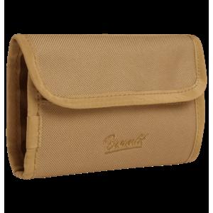 Brandit Wallet Two portofel, khaki imagine