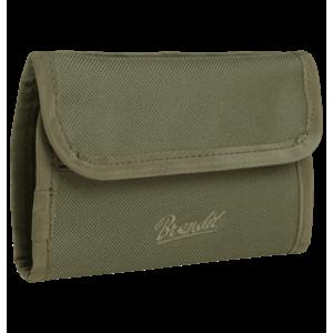 Brandit Wallet Two portofel, olive imagine