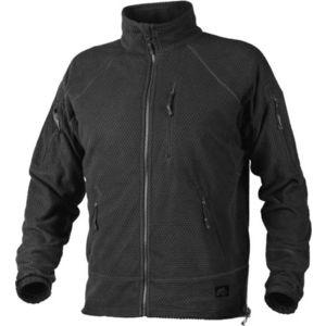 Jachetă flaușată Helikon Alpha Tactical, negru imagine