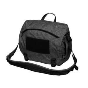 Helikon-Tex Urban Courier Nylon® geantă pentru umăr, melange black-grey imagine