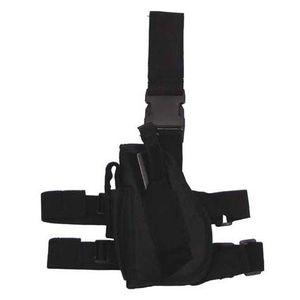 MFH Bull Toc de armă pentru coapsa stângă, negru imagine