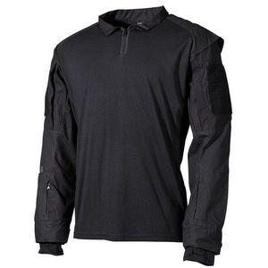 MFH Combat tricou tactic cu mânecă lungă, negru imagine