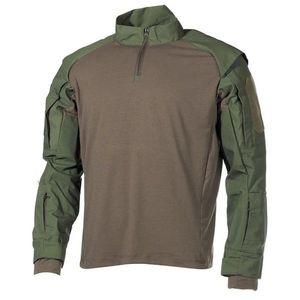 MFH Combat tricou tactic cu mânecă lungă, măsliniu imagine