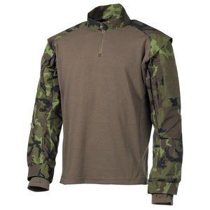 MFH Combat tricou tactic cu mânecă lungă, 95 CZ tarn imagine
