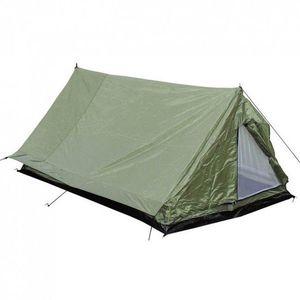 Cort MFH minipack, 2 persoane, verde olive 213x137x97cm imagine