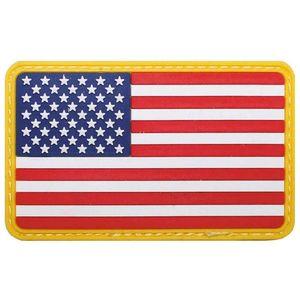 MFH Petic 3D USA 8x5cm imagine