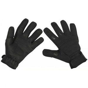 Mănuși neopren MFH Combat negre imagine