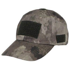 MFH Operations șapcă cu panouri Velcro, HDT camo imagine