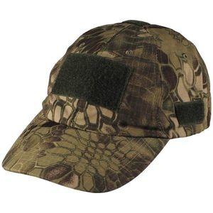 MFH Operations șapcă cu panouri Velcro, snake FG imagine
