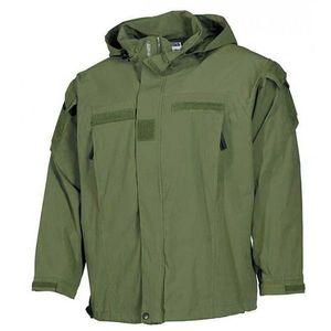 Jachetă MFH US soft shell măsliniu - level5 imagine