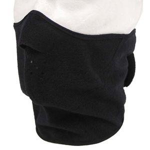 Mască protecție MFH Warm, neagră imagine