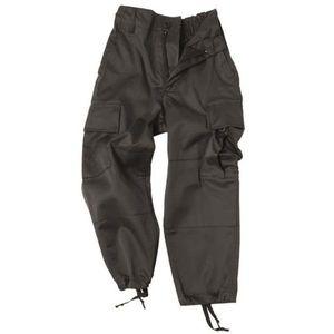 Pantaloni pentru copii Mil-Tec Hose, negri imagine
