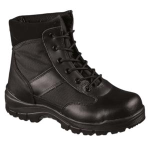Pantofi negri Mil-Tec security low imagine