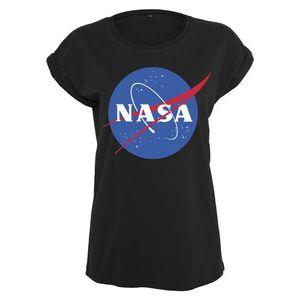 NASA tricou pentru femei Insignia, negru imagine