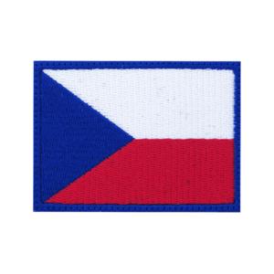 Petic Steagul Cehiei, 7x5cm imagine