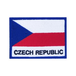 Petic Republica Cehă, 7x5cm imagine