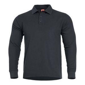 Tricou cu mânecă lungă Pentagon Aniketos, negru imagine