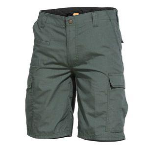 Pentagon BDU pantaloni scurți 2.0 Rip Stop, camo green imagine