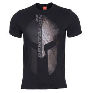 Pentagon Eternity tricou, negru imagine