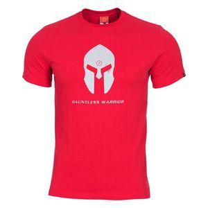 Pentagon Spartan Helmet tricou, roșu imagine