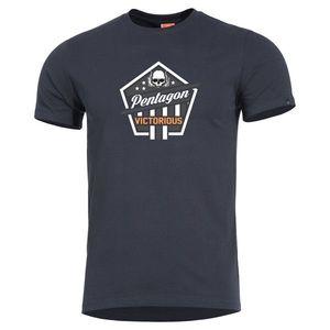 Pentagon Victorious tricou, negru imagine