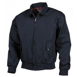 Pro Company Harrington jachetă în stil englezesc, albastru imagine