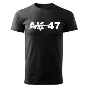 WARAGOD tricou ak47, negru 160g/m2 imagine