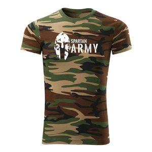 WARAGODtricou camuflaj spartan army 160g/m2 imagine