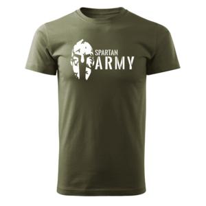 WARAGOD tricou spartan army, măsliniu 160g/m2 imagine