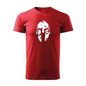 WARAGOD tricou spartan, roșu 160g/m2 imagine