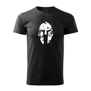 WARAGOD tricou spartan, negru 160g/m2 imagine