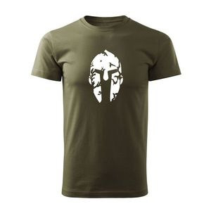 WARAGOD tricou spartan, măsliniu 160g/m2 imagine