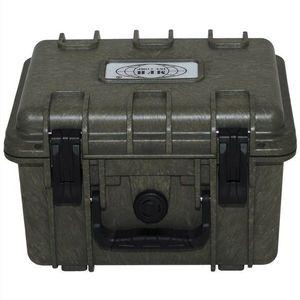 MFH cutie din plastic, impermeabilă, măslinie 26, 7 x 23, 9 x 18 cm imagine