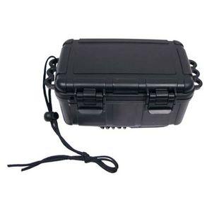 MFH cutie din plastic, impermeabilă, neagră 20 x 11, 5 x 8, 5 cm imagine