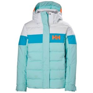 Helly Hansen JR DIAMOND JACKET albastru 8 - Geacă schi fete imagine