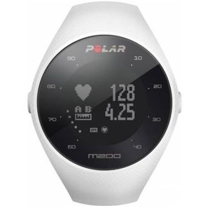 Ceas activity tracker Polar M200 (Alb) imagine