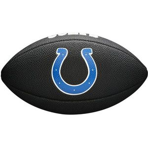 Wilson MINI NFL TEAM SOFT TOUCH FB BL - Minge mini imagine