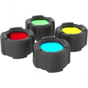 Set 4 filtre pentru MT10 Led Lenser imagine