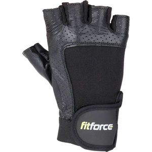 Fitforce PFR01 negru S - Mănuși fitness imagine